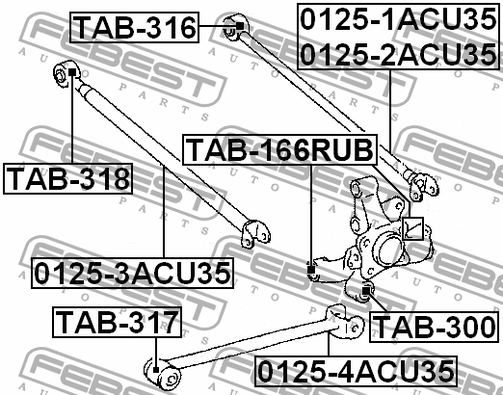 0412lexusrx further Toyota Steering Towards Bad Rep Recalls 550000 Vehicles likewise TAB 166RUB ARM BUSH REAR ASSY OEM To  pare 42210 20010 42304 20060 Model TOYOTA KLUGER L V ACU25 MCU25 4WD 2000 2007 likewise Exhaust System likewise Brakes. on 2012 lexus rx400h