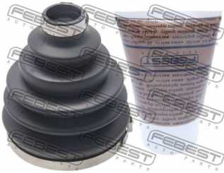 Outer CV Joint 26X40X24 FEBEST 2910-DEF OEM TDB500290