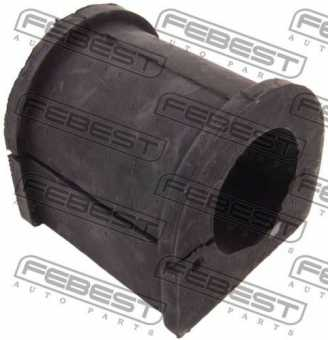 HYSB-TERR REAR STABILIZER BUSH D25 OEM to compare: 55816-H1000Model: HYUNDAI TERRACAN 2001-