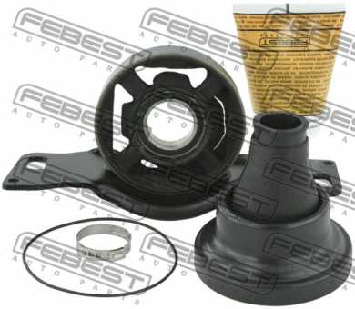 VWCB-GVI CENTER BEARING SUPPORT AUDI A3/A3 Sportback (8P) 2003-2013 OE For comparison: 1K0521101H