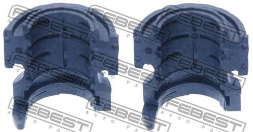 VWSB-002-KIT FRONT STABILIZER BUSHING KIT D20 AUDI Q7 2006-2015 OE For comparison: 7L0411313G