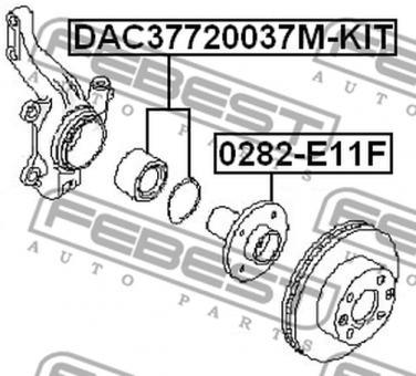 Installing Dome Light In A 1998 Saab 9000 moreover 2010 Toyota Rav4 Body Parts Diagram furthermore Chevy Avalanche Parts Diagram moreover How To Change Shift Interlock Solenoid 2000 Daewoo Leganza in addition DAC37720037M KIT FRONT WHEEL BEARING 37X72X37 OEM To  pare 40210 AX000 40214 01E10 Model NISSAN MICRA MARCH K12 2002. on car seat in nissan cube