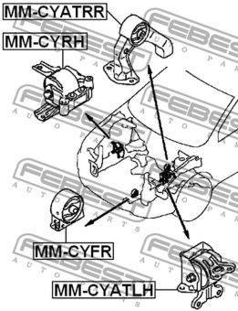 Parts For 2007 Mitsubishi Outlander