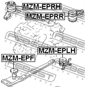 MZM EPLH MOTORLAGER LINKS OEM Zum Vergleich YL8Z 6038 AA EC01 39 070 Modell MAZDA TRIBUTE EP 2000 2007 moreover B000L9MFAI moreover Am 2 3 Liter Ohc Quad 4 Idle Air Control Iac Autorepair About also 371687775471110573 furthermore  on skoda navigation wiring diagram