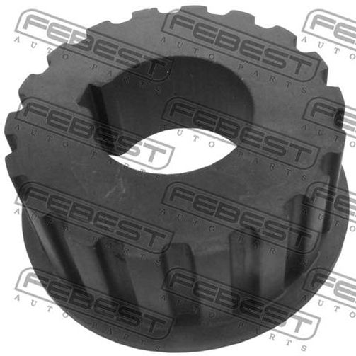 TES-001 CRANKSHAFT PULLEY TIMING OEM To Compare: 13521